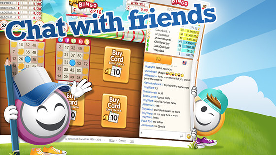 play bingo